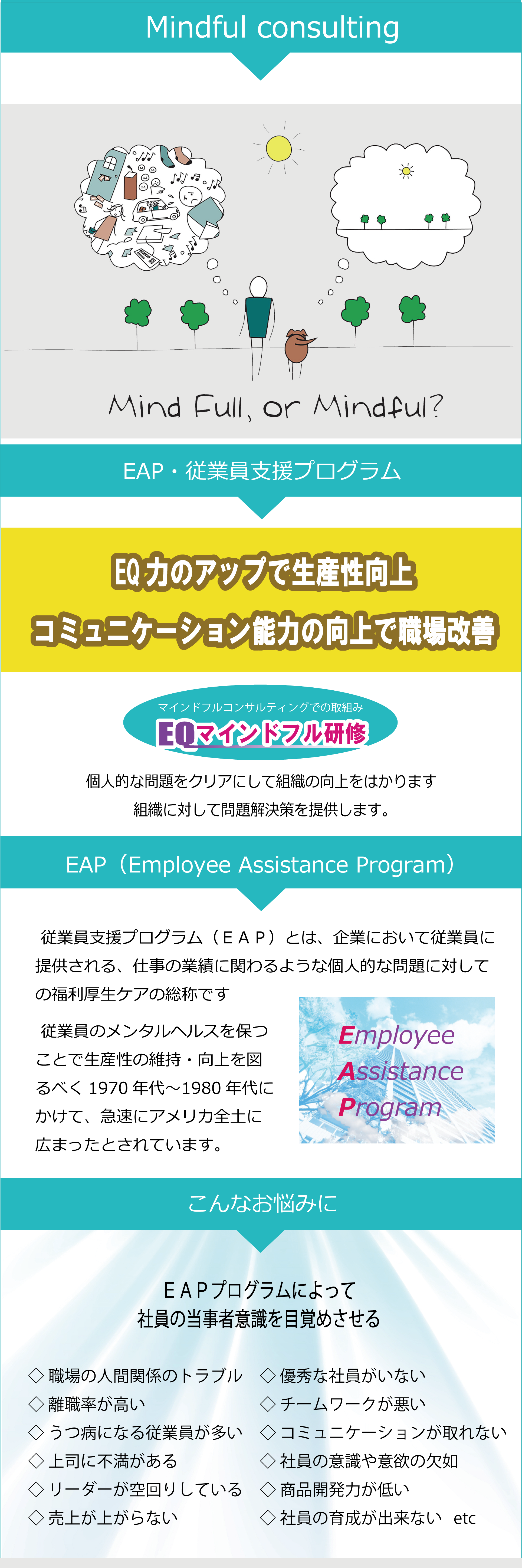 """mind07-2 <span style=""""font-size: 24pt; color:#E2faeb4;"""">企業コンサルティング</span>"""